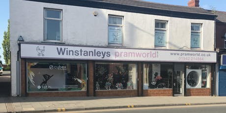 Pramworld's New Baby Event - Stoke on Trent tickets