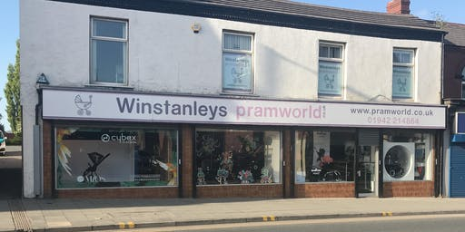 Pramworld's New Baby Event - Stoke on Trent