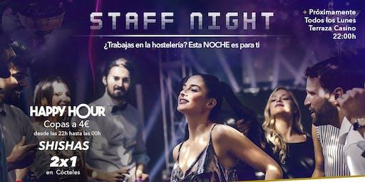 Staff Night