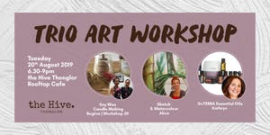 Trio Art Workshop