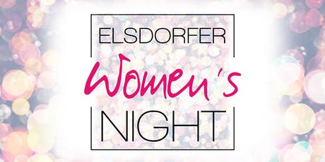 1. Elsdorfer Women´s Night Tickets