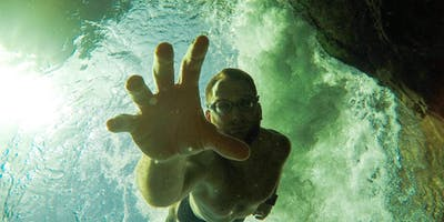 Calum Maclean: Wild Swimming in Scotland (STIRLING)