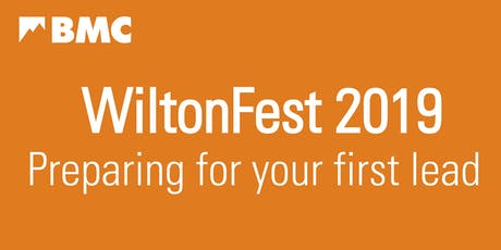 BMC Wilton Fest 2019 - Preparing for your first lead course tickets