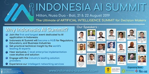 Indonesia AI Summit 2019