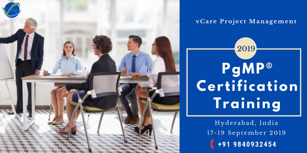 PgMP Training | Hyderabad | India | September | 2019 Tickets, Tue