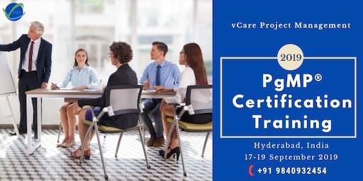PgMP Training | Hyderabad | India | September | 2019