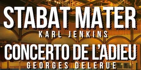 STABAT MATER -JENKINS billets