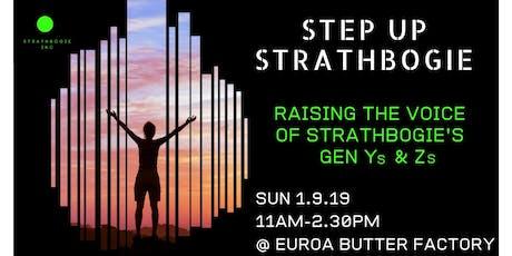 Step Up Strathbogie tickets