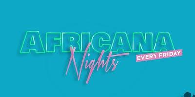 Africana Summer Nights