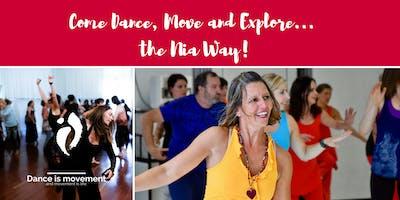 Come Dance, Move and Explore... the Nia Way!