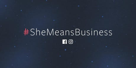 She Means Business Facebook LIVE: Instagram 101 session tickets