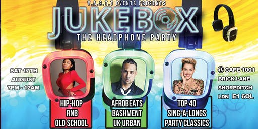 Jukebox:  The Video Headphone Party