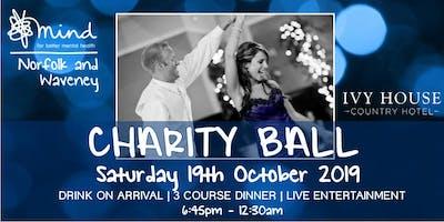 Norfolk and Waveney Mind Charity Ball 2019