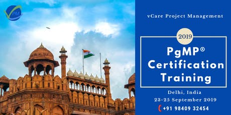 Program Management   Training   Course   Delhi   September   2019 tickets