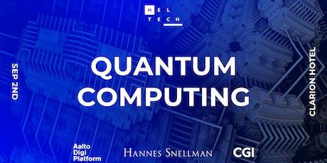 Hel Tech // Quantum Computing tickets