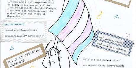 Sexual and reproductive health for trans and non-binary people in Scotland tickets