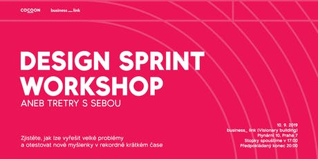 DESIGN SPRINT WORKSHOP tickets
