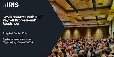 IRIS Payroll Professional Roadshow - Manchester