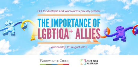 VIC: The Importance of LGBTIQA+ Allies tickets