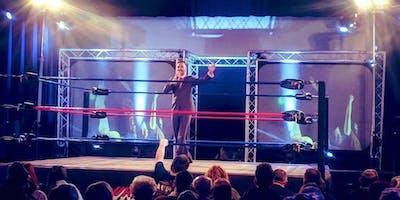Live Wrestling in Fleet, Halloween special!