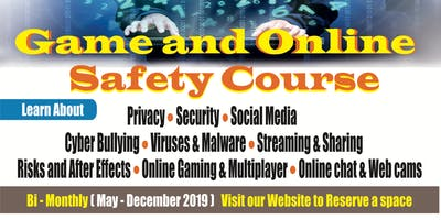 FREE Game and Online Safety Leeds