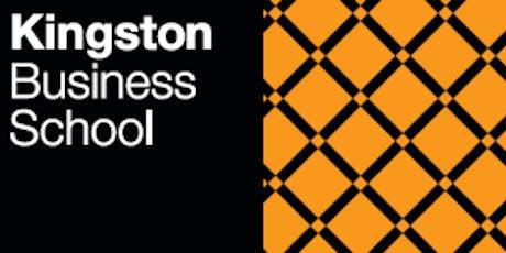 Kingston Business School Partnership Week tickets