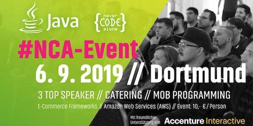 Accenture Interactive Java #NCAEvent