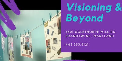 A Vision Board that Goes Beyond: A VIP Event with Lolita E. Walker