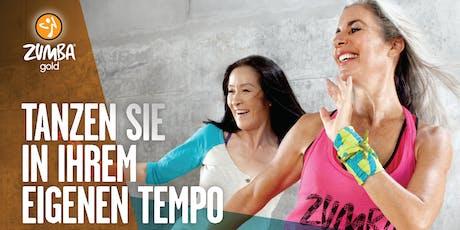 """Zumba Gold-Kurs in der Villa Rü!  """"Tanz-Workout mit Spaßfaktor"""" Tickets"""