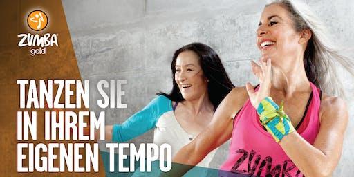 "Zumba Gold-Kurs in der Villa Rü!  ""Tanz-Workout mit Spaßfaktor"""