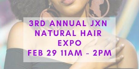 3rd Annual Jxn Natural Hair Expo tickets
