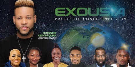 Exousia Prophetic Conference 2019 tickets