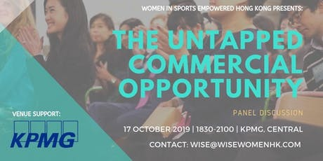 Sports for Women and Girls: The Untapped Commercial Opportunity tickets