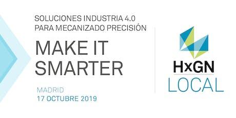 Soluciones de Industria 4.0 para el Mecanizado Precisión entradas