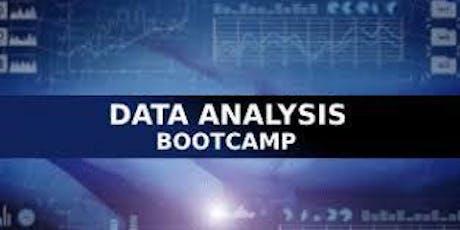 Data Analysis 3 Days Virtual Live BootCamp in Markham tickets