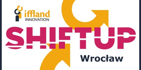 Innovation 3.0: SHIFTUP - Workshop created by Jurgen Appelo   tickets