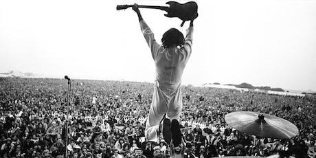 Woodstock:  A fiftieth anniversary celebration concert tickets