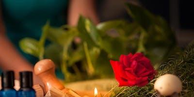 Healing Spa Day at Sangha