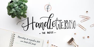 Workshop Handletteren - the basics