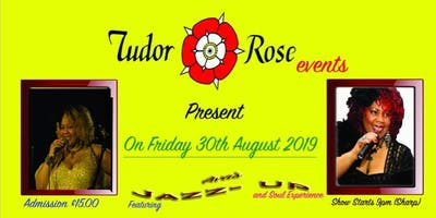 Ava Golding performs a jazz and blues set at Tudor Rose in Southall