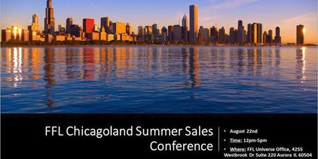 Chicago Summer Sales Conference tickets