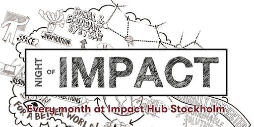 Night of Impact: Empowering Entrepreneurs