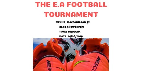 EA Football Tournament After Party with Dj Shinski tickets