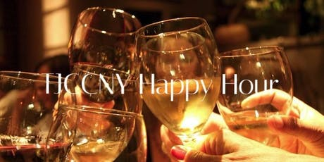 TJCCNY August Happy Hour tickets