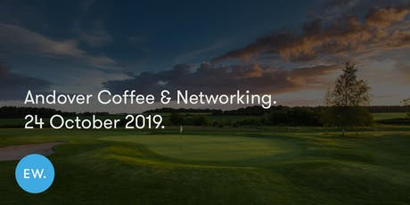 Andover Coffee & Networking - October 2019 tickets