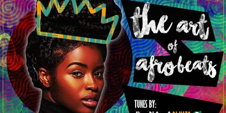 The Art of Afrobeats Charlotte, Vol.2: Labor Day Weekend 2019 @Crown Station tickets