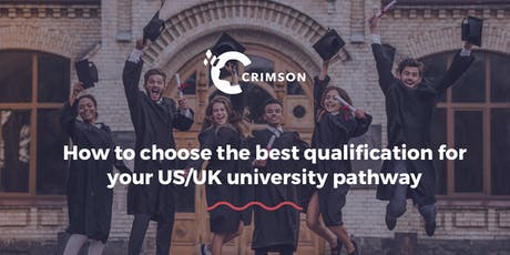 Choose the best qualification for your US/UK university pathway (JHB) tickets