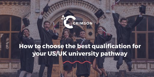 Choose the best qualification for your US/UK university pathway (JHB)