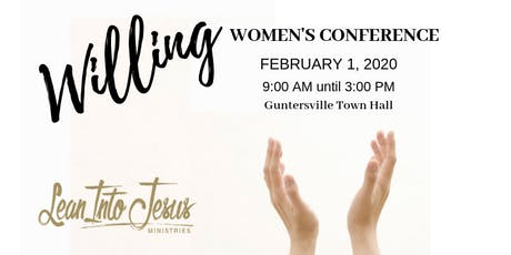 """WILLING"" Women's Conference tickets"