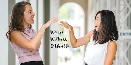 Women, Wellness & Wealth: September 17 tickets